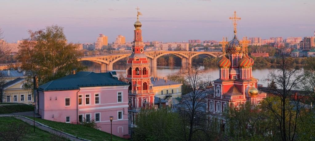 Туры в Нижний Новгород